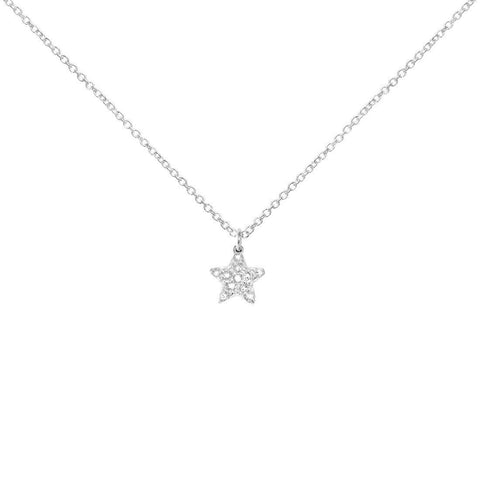 Little Rockstar Necklace, Sterling Silver