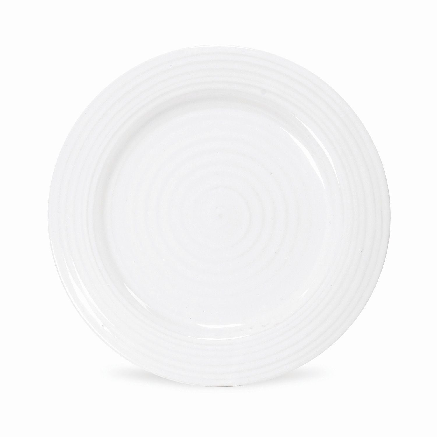 Salad Plate, White