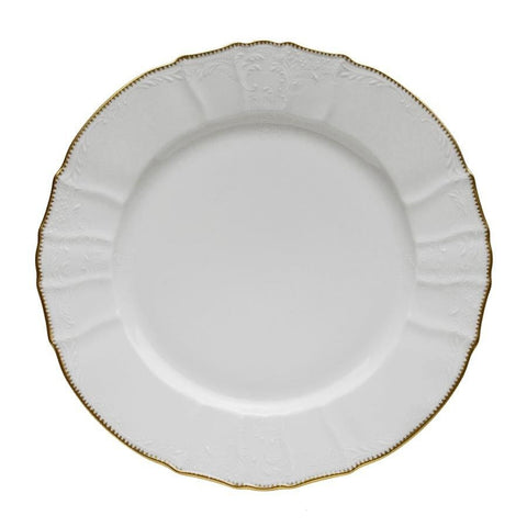 Simply Anna Gold Dinner Plate