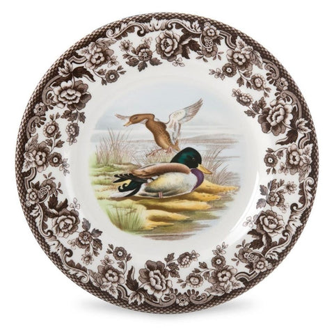 Woodlands Mallard Salad Plate