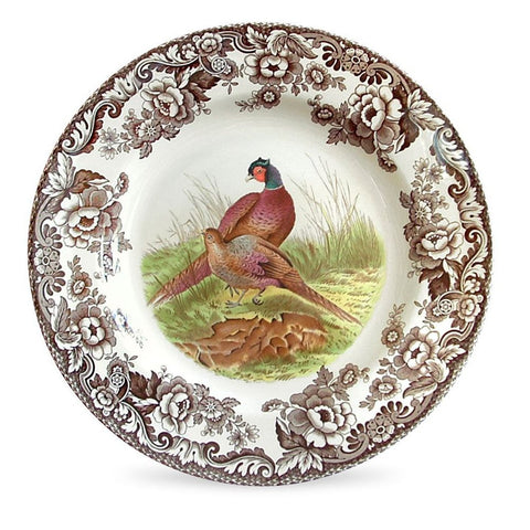 Woodlands Pheasant Dinner Plate