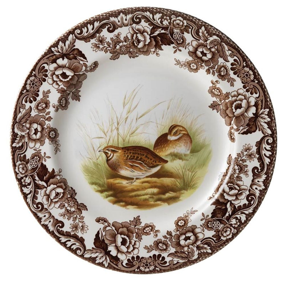 Woodlands Quail Salad Plate