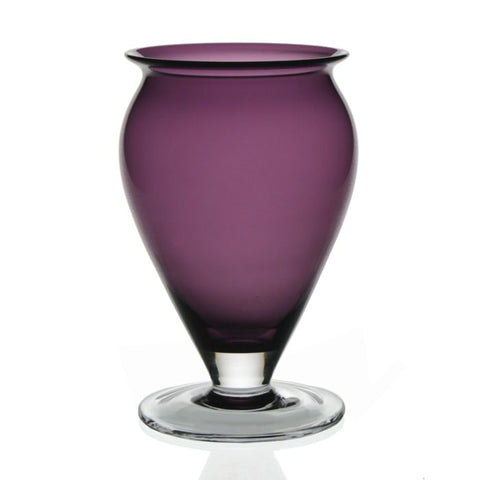 "Amethyst 8.5"" Country Vase"