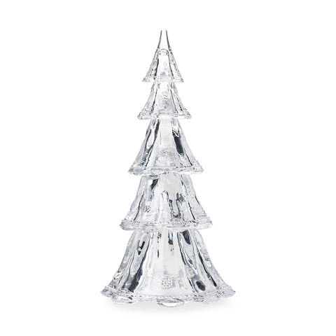 "Berry & Thread 16"" Stackable Glass Tree Set/5 in Clear"