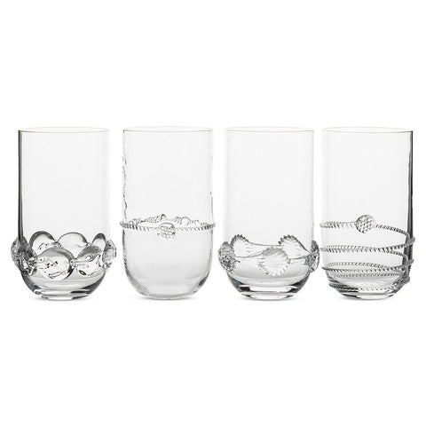 Heritage Collectors Set of 4 Large Hiballs