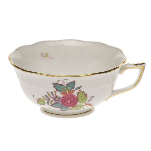 Chinese Bouquet Multi Color Tea Cup