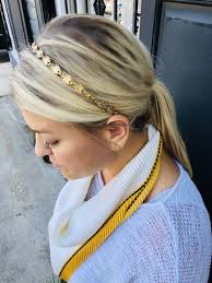 Goldbug Goddess Headband
