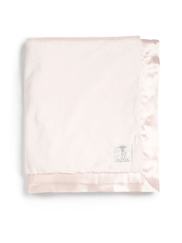 Luxe Baby Blanket-Pink