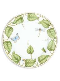 Ivy Porcelain Dinner Plate