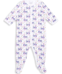 Infant Gwen the Unicorn Footie Pajamas