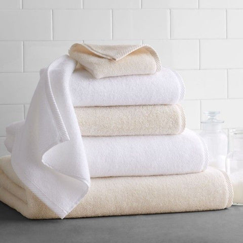 Matouk Milagro White Bath Towel