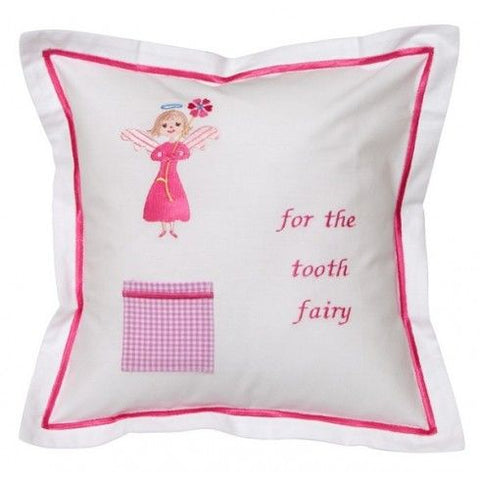 Tooth Fairy Pillow-Flower Angel
