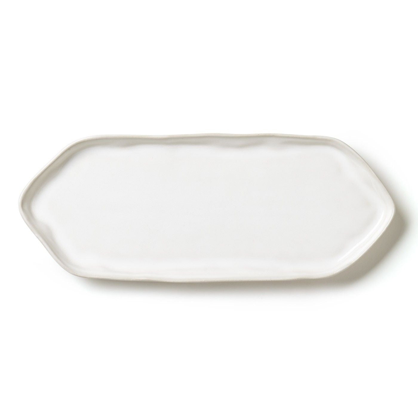 Forma Cloud Rectangular Platter with Triangular Edges