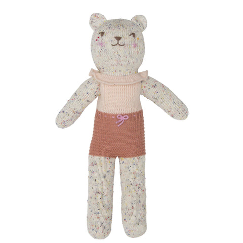 Mini Tweedy Bear Grenadine