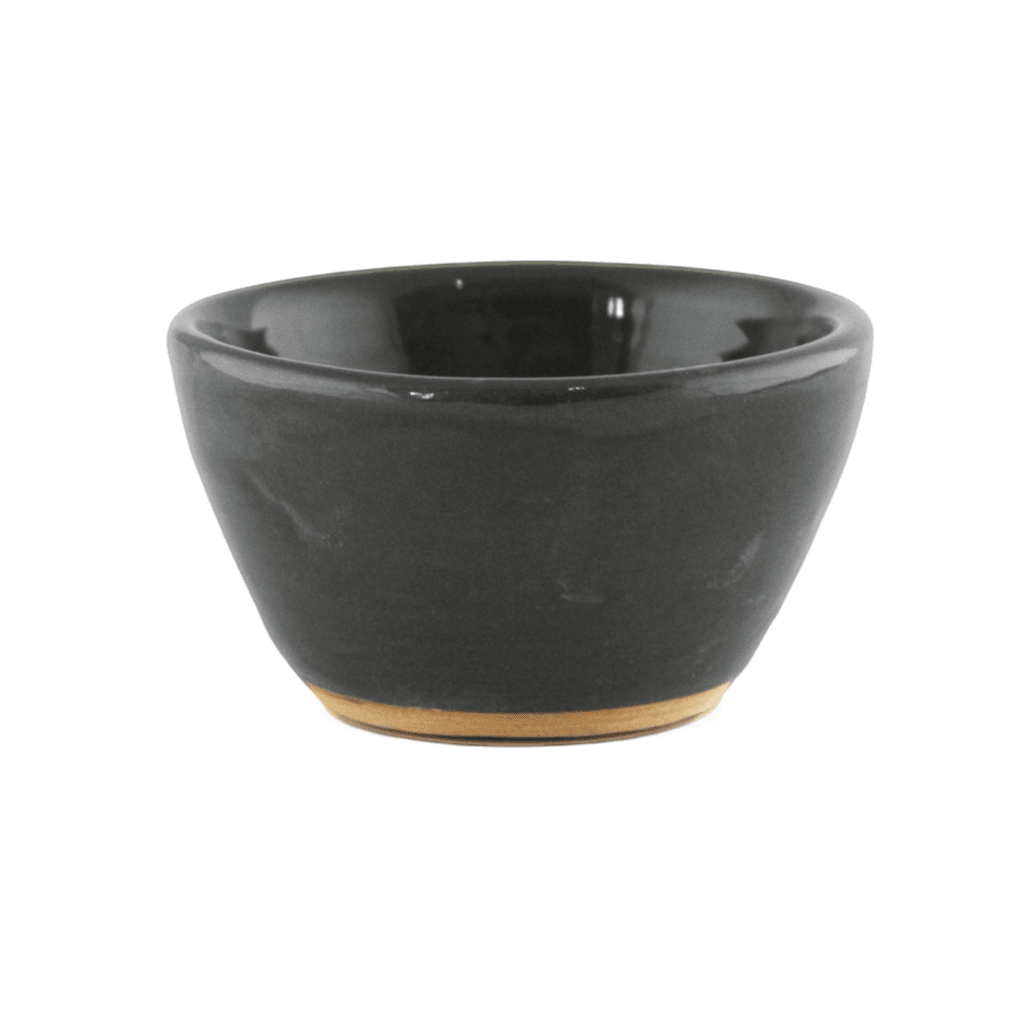 Charcoal Medium Dip Bowl