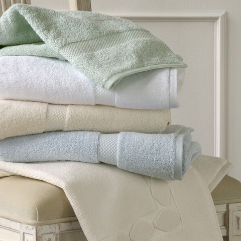 Guesthouse Bath Towels with Monogram