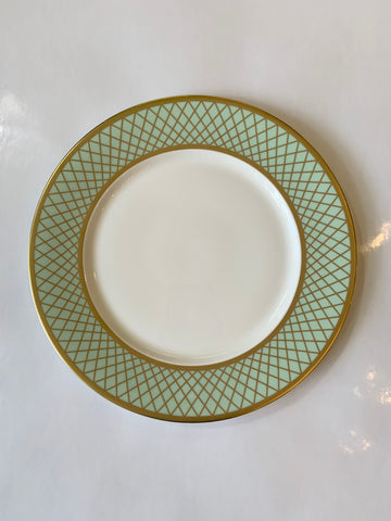 Majestic Mint Green Dinner Plate