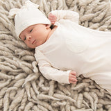 Infant Gown and Hat Set