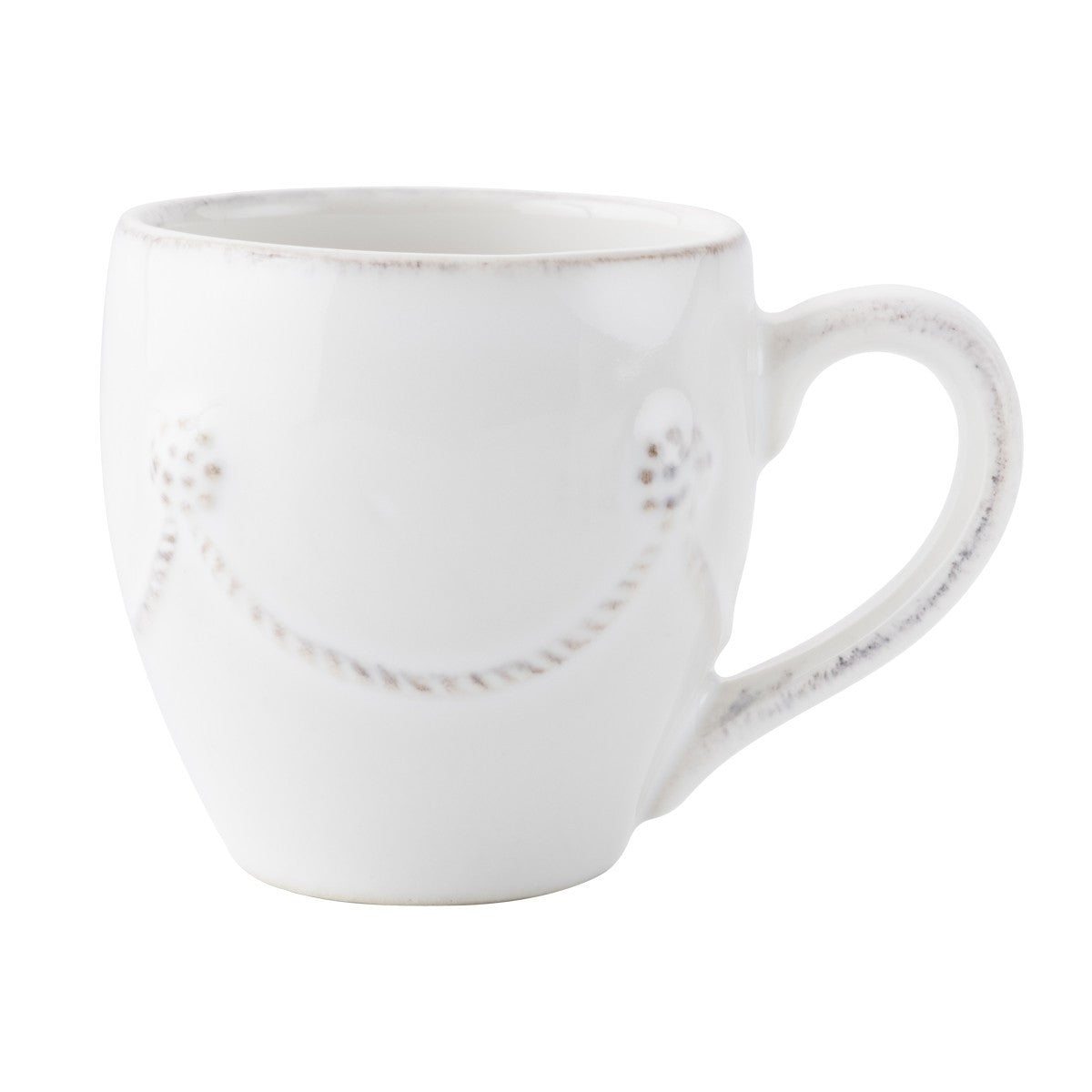 Berry & Thread White Demitasse Cup