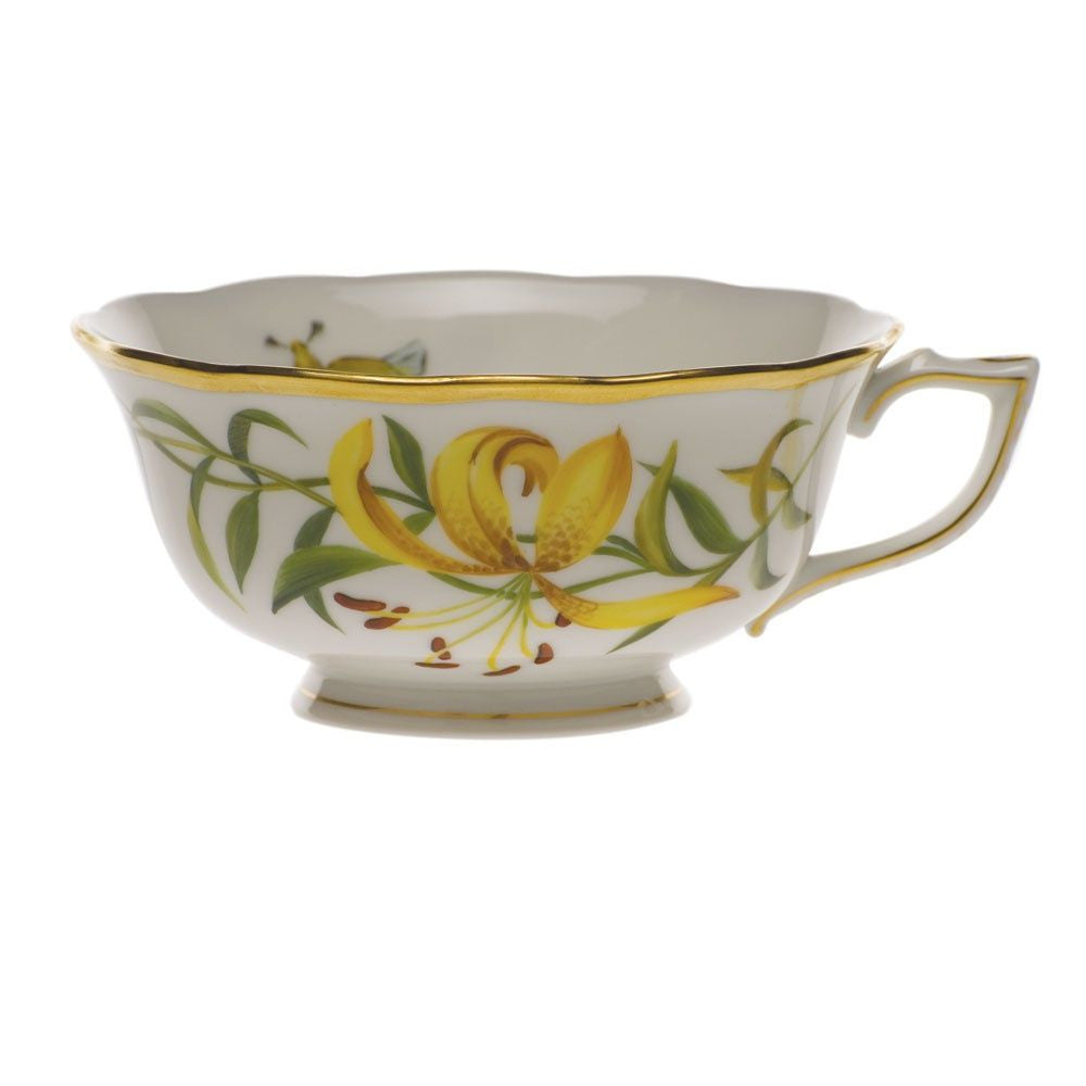 American Wildflowers Tea Cup