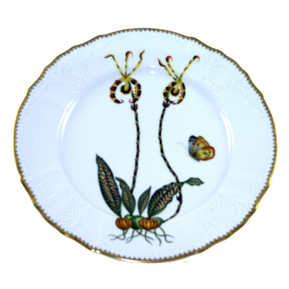 Orchid #1 Dinner Plate