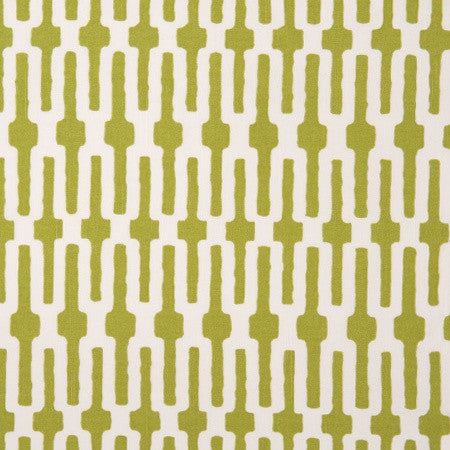 Lime Green Links Napkin