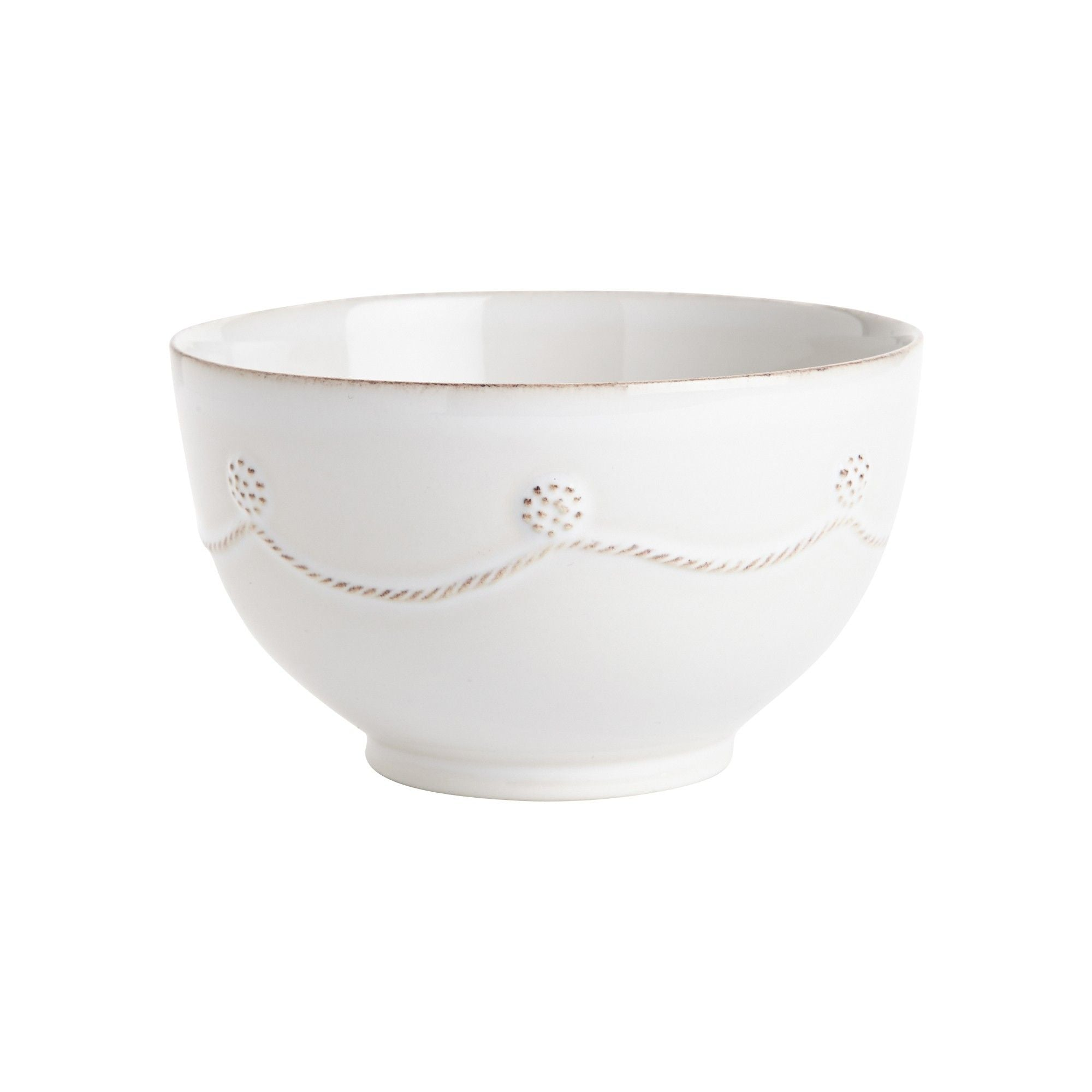 Berry & Thread Whitewash Cereal Bowl