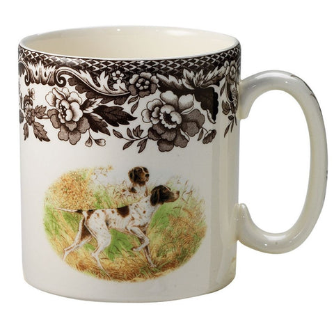 Woodlands Hunting Dogs Mug