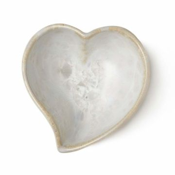 Crystalline Twist Heart Bowl-Candent