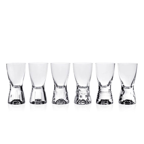 Tallulah Shot Glasses-Set of Six