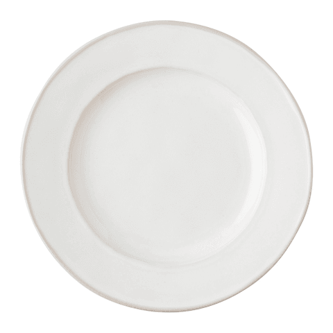 Octavia White with Portobello Side Plate