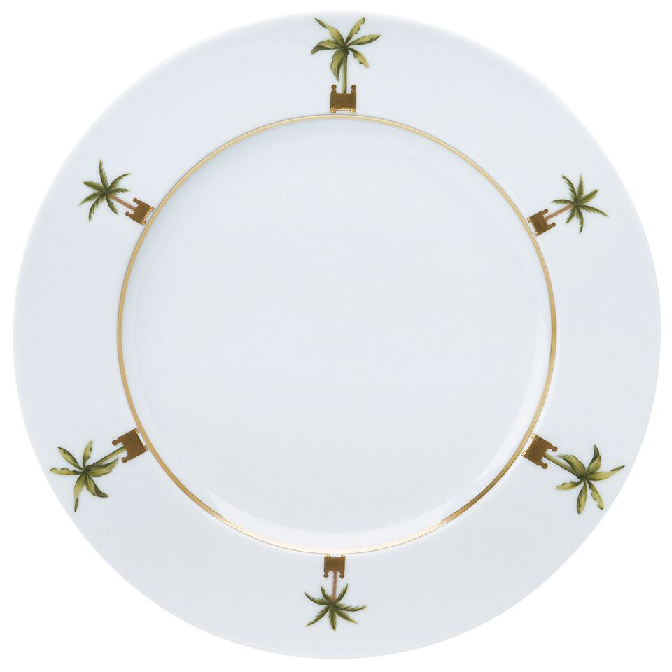 Maldives Dinner Plate