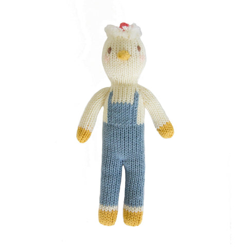 Benedict the Chicken Rattle