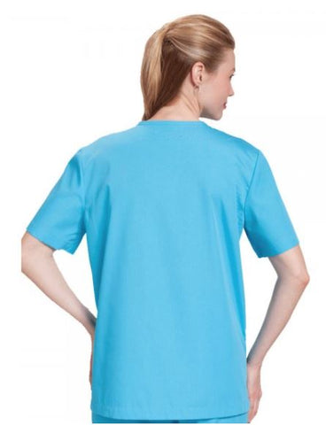 Standard Unisex Electric Blue Balboa Top