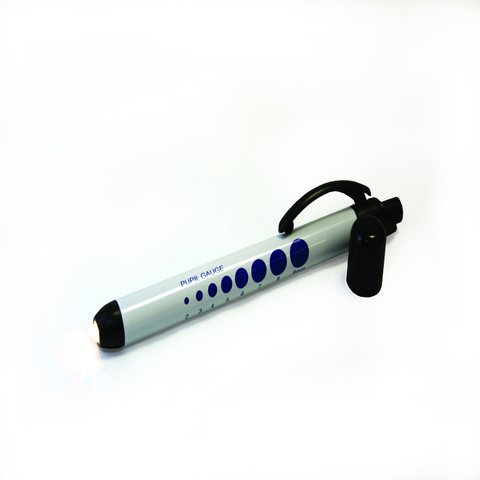 Pupil Gague Pen Torch