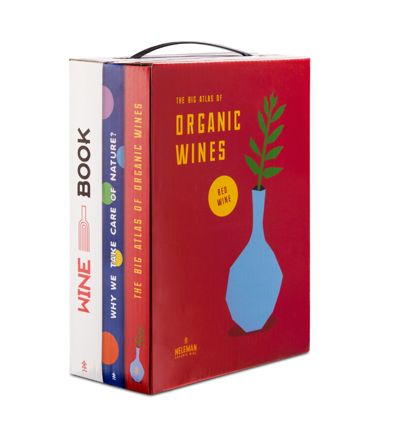 Neleman Wine-in-Books