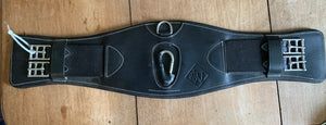 John Whitaker Event Stud Girth - Black 26""