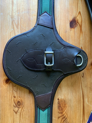 Amerigo Elastic Protector Jump Girth - Trial Available.