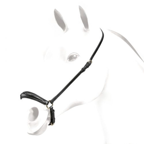 Equipe Hannovarian Drop Noseband Full size  - see options