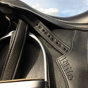 Stride Free Calfskin Stirrup Leathers