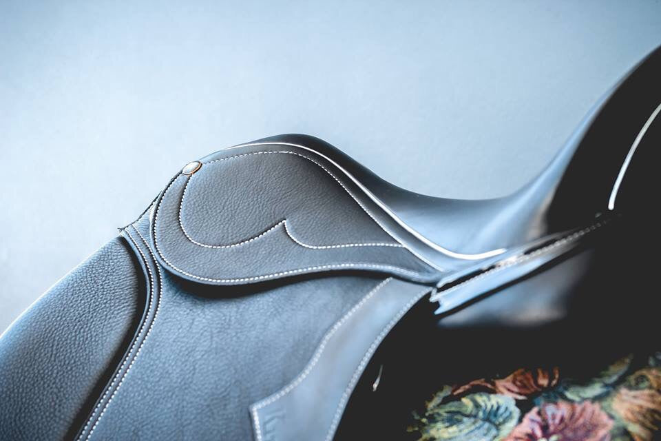 Stride Free Kitzbuhel Monoflap Dressage Saddle