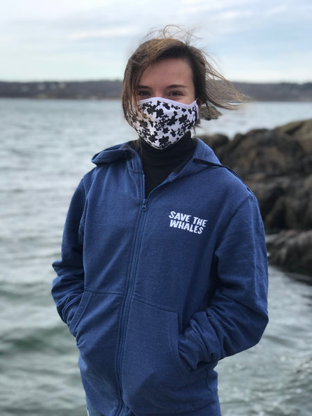 Ocean Alliance Save the Whales Hoodie
