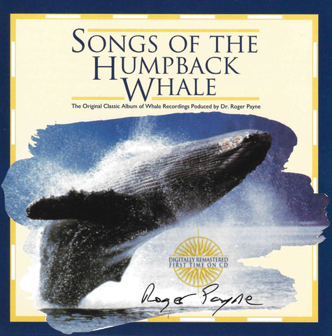 Songs of the Humpback Whale - Digital Download