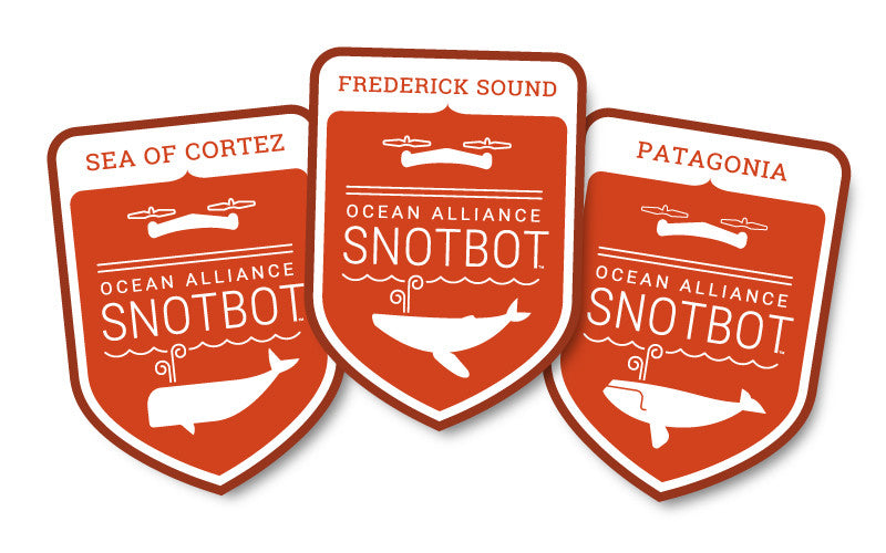 Snotbot Mission Patches