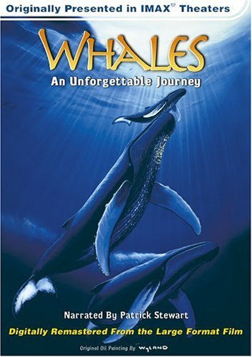 'Whales: An Unforgettable Journey' IMAX DVD