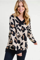 Leopard Lovin' Sweater