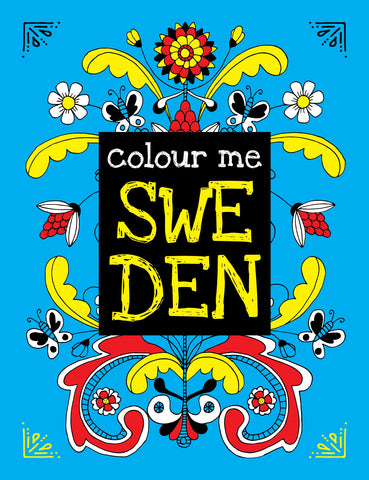 Colour me Sweden