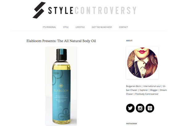 Style Controversy Elabloom Review