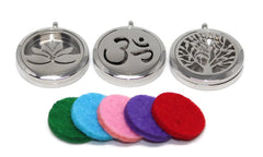 Essential Oil Diffuser Charm 3-pack - Elabloom