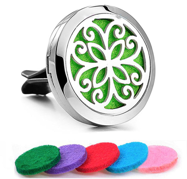 Car Diffuser Locket - Butterfly